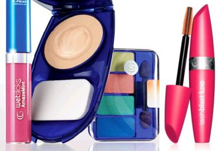 Cover Girl Makeup on Soap Com  50  Off Covergirl Cosmetics   Free Shipping Offer    Frugal